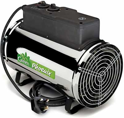 Picture of Greenhouse heater