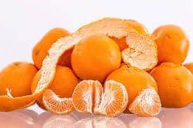 oranges and orange peel