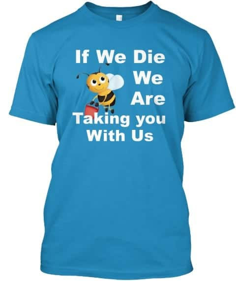 taking you with us tee
