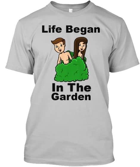 life began tee
