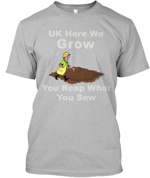 reap what you sow tee