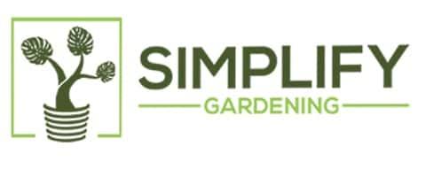picture of simplify gardening logo