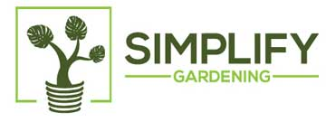 Logo for the website of Simplify Gardening, where they show you how to garden in a simpler way.