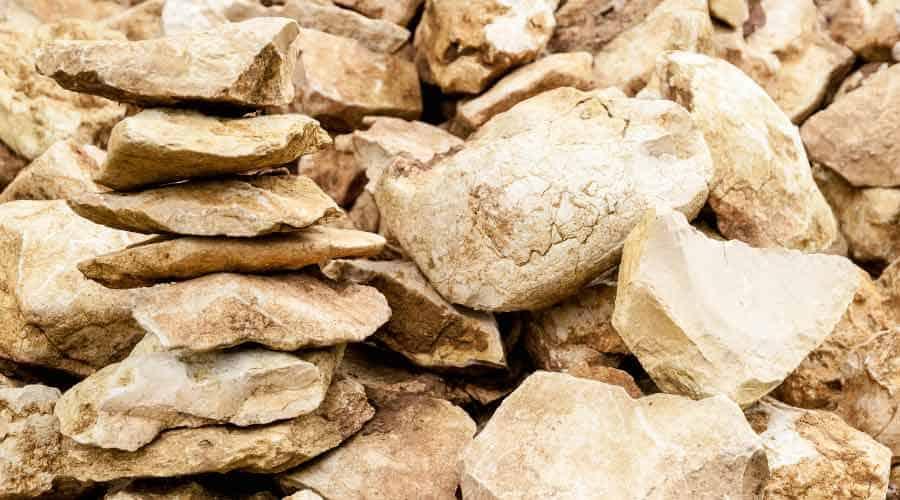 Picture of limestone