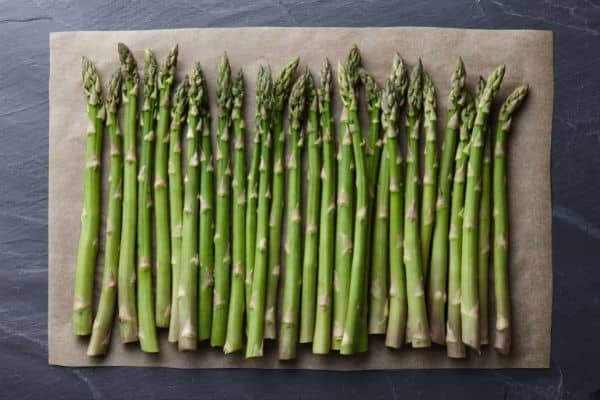 Picture of asparagus