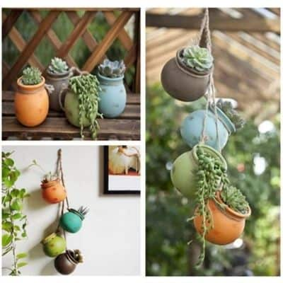 Picture of Hanging Pots
