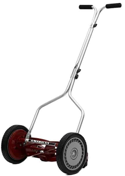 Picture of the ALMC 1304 Reel Mower