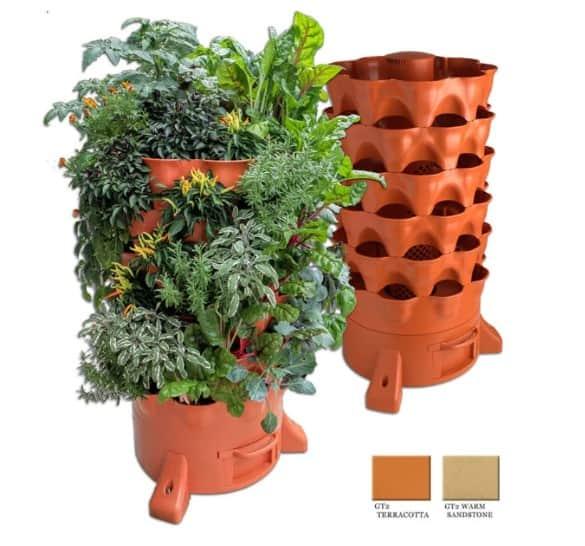 A merchandize picture - a 50 high-tower planter