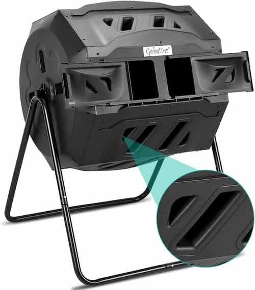 Gobetter Composting Tumbler