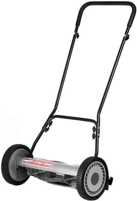 Picture of the Grate State Reel Mower