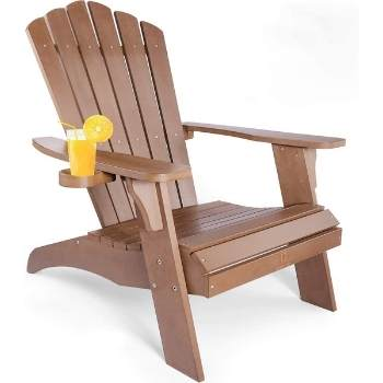 Picture of the QOMOTOP Adirondack Chair