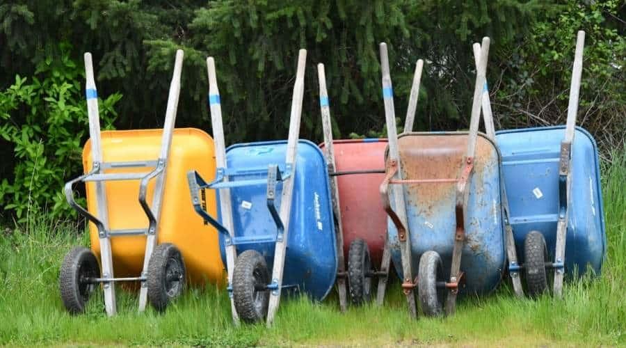 Picture of Wheelbarrows