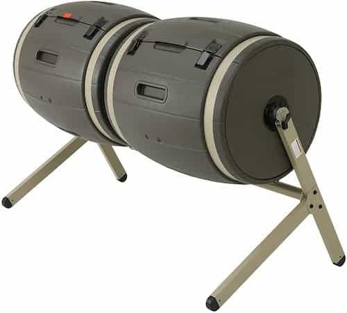 lifetime 60309 Double Composter
